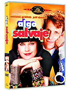 Algo Salvaje [DVD]