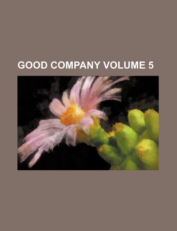 Good Company Volume 5 pdf epub