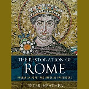 The Restoration of Rome Audiobook