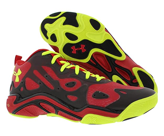 08f5f484e70f0 Amazon.com: Under Armour Anatomix Spawn 2 Low Basketball Men's Shoes ...