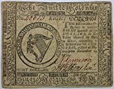 November 29, 1775 Continental Currency $8 Very Fine