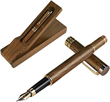 Waterman Fountain Pen Ink Cartridges Brown x 32