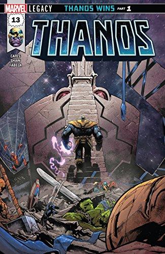 Thanos (2016-2018) #13