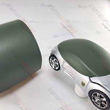 Whole Car Wrap Metal Flat Matte Black Vinyl Sticker Sheet Film 50FT x 5FT BO