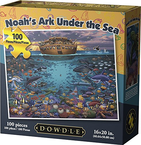 Out Jigsaw Puzzle 100 Pc (Jigsaw Puzzle - Noah's Ark
