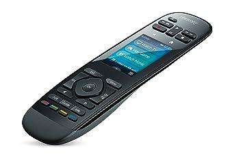 aa7abe207a6 Logitech Harmony Ultimate One Remote Control - Black: Amazon.co.uk ...