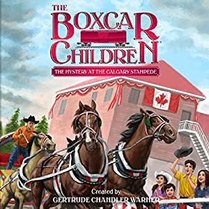 The Mystery at the Calgary Stampede Audiobook
