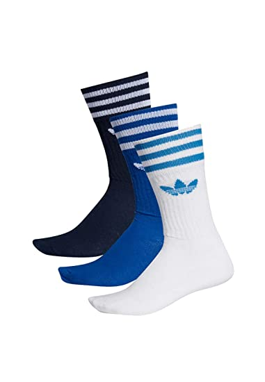 adidas Originals Socken Dreierpack SOLID CREW SOCK ED9363