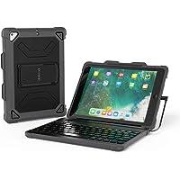 Dodocool MFi-Certified Keyboard Case for Sixth-Generation iPad 9.7