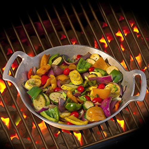 Wilton Armetale Gourmet Grillware Paella Pan
