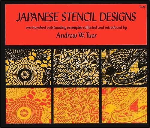 Japanese Stencil Designs