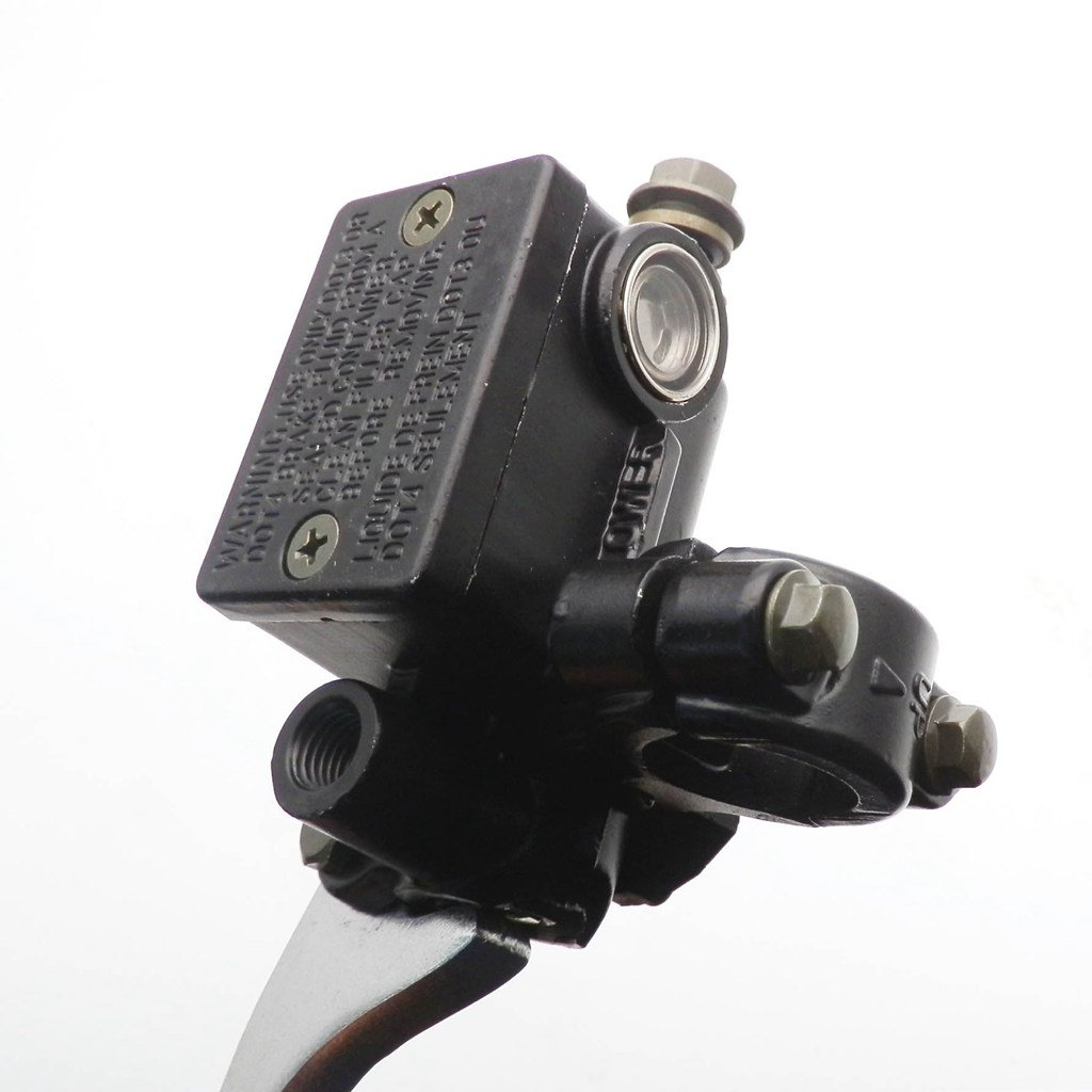 YunShuo Left side brake master cylinder for a JMStar / Jonway YY250T scooter