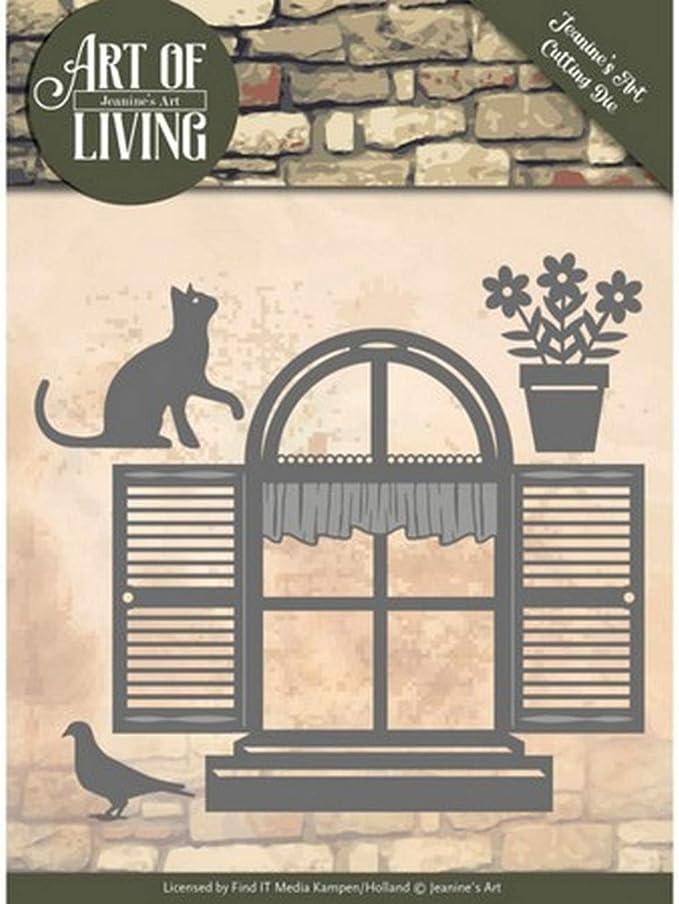 Jeanine's Art - Dies - Art of Living - Home Sweet Home