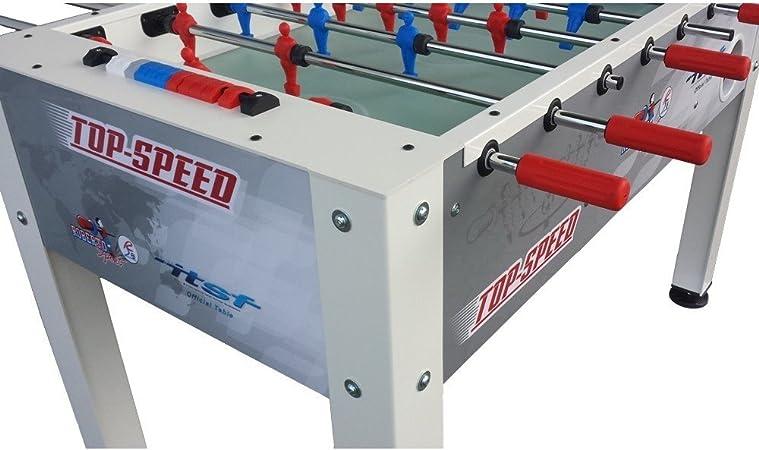 """Roberto Sport - Futbolín oficial """"Top-Speed"""" de competición ..."""