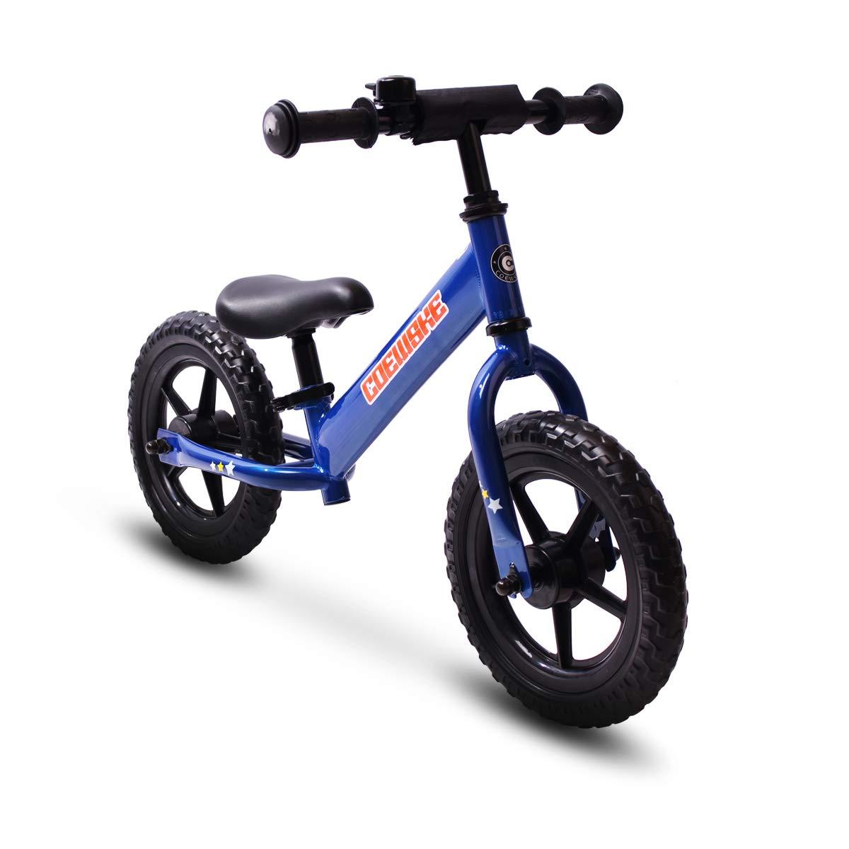 Coewske 12 Quot Balance Bike For Kids Children Running Bicycle