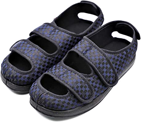 Womens Diabetic Slippers Swollen Feet