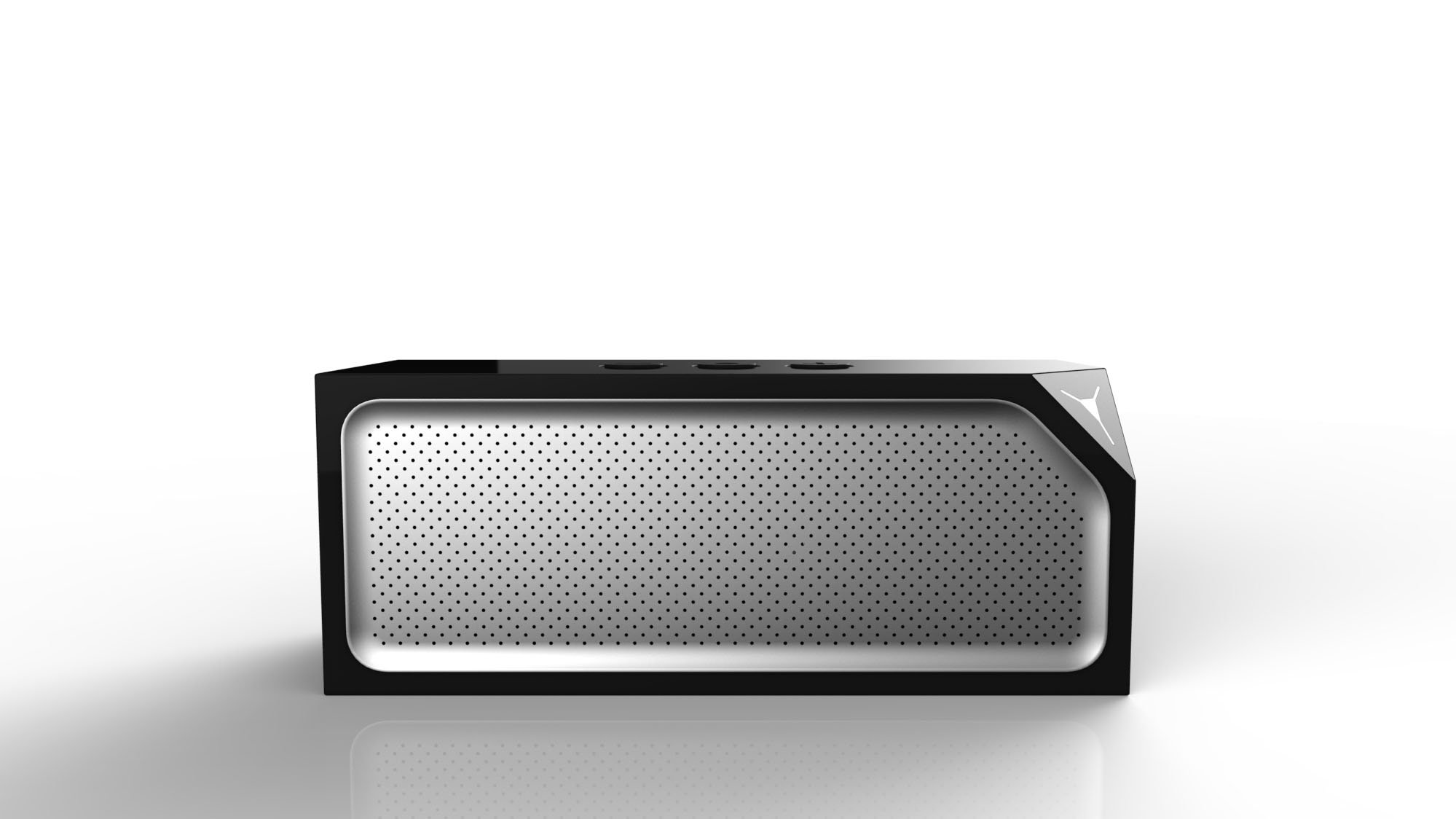 EDGE.sound Wireless Bluetooth Speaker for iPhone5, iPad and Android devices