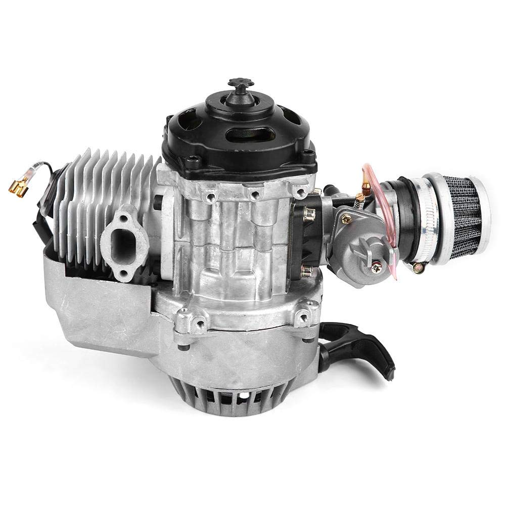 Bolsillo del Motor del Motor de Arranque de 47CC 49CC 2 para Mini Quad Bike Scooter ATV Duokon Motor del Motor de la Motocicleta