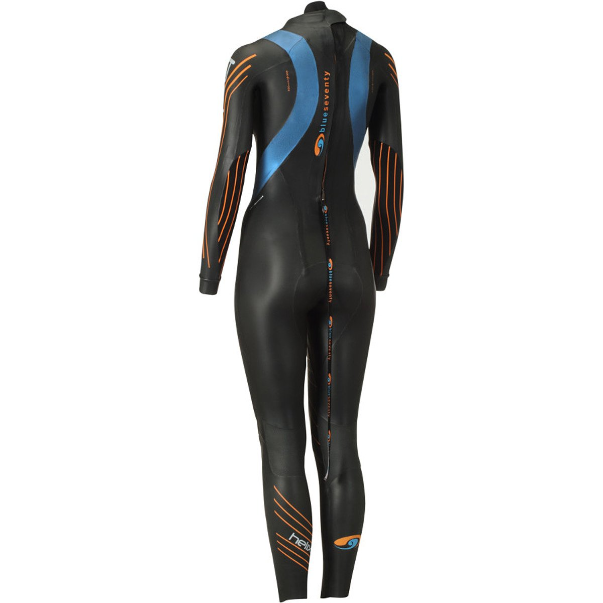 00ba1df77152 Amazon.com: blueseventy Helix Full Wetsuit - Women's One Color (WLA):  Sports & Outdoors