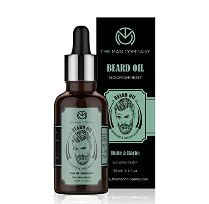 49c789ce3b1 The Man Company Oil for Beard Moustache and Mooch - 30 ml (Lavender and  Cedarwood) and Beard Wash - 100 ml: Amazon.in: Health & Personal Care