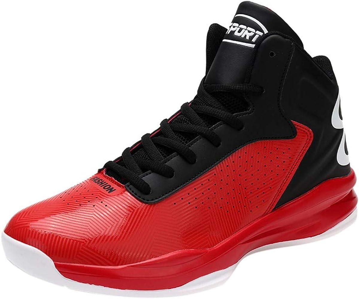 Zapatillas Deportivas de Baloncesto para Hombre Zapatillas Hombre ...