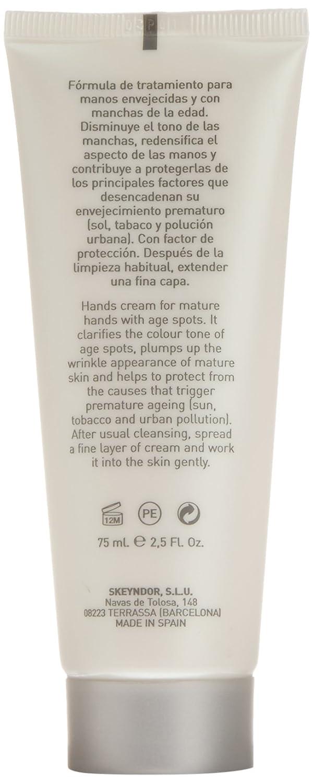 Amazon.com: Skeyndor – crema de manos de reparación. 2.5 fl ...