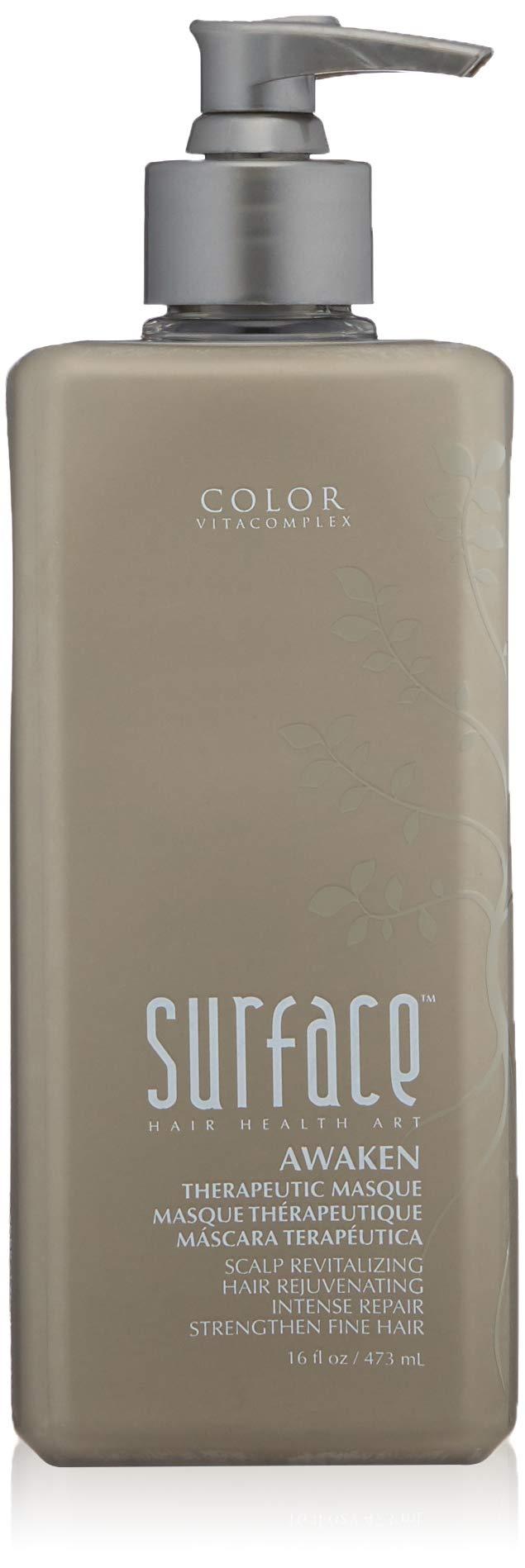 Surface Hair Awaken Therapeutic Masque, 16 fl. oz.
