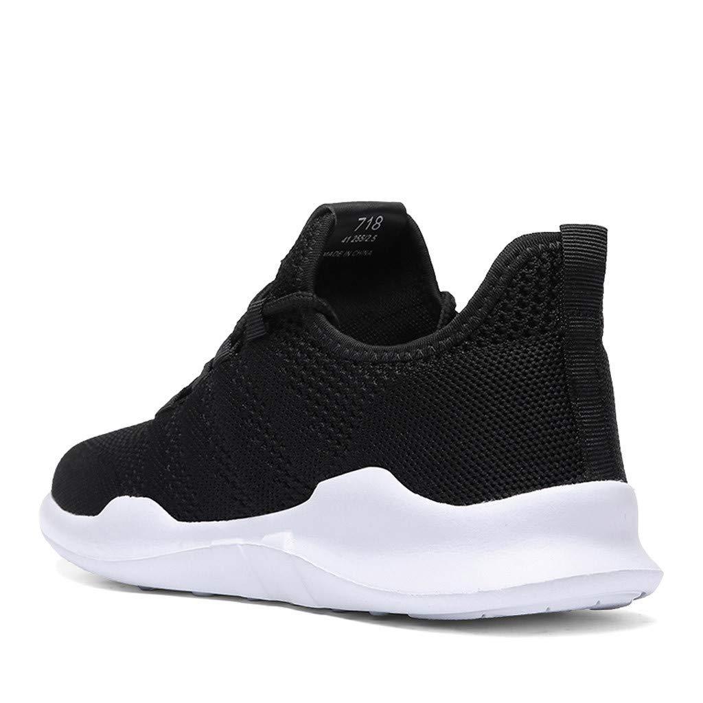 86811cb492f26 Amazon.com: Men's Breathable Sneakers Mosunx Athletic Couple ...