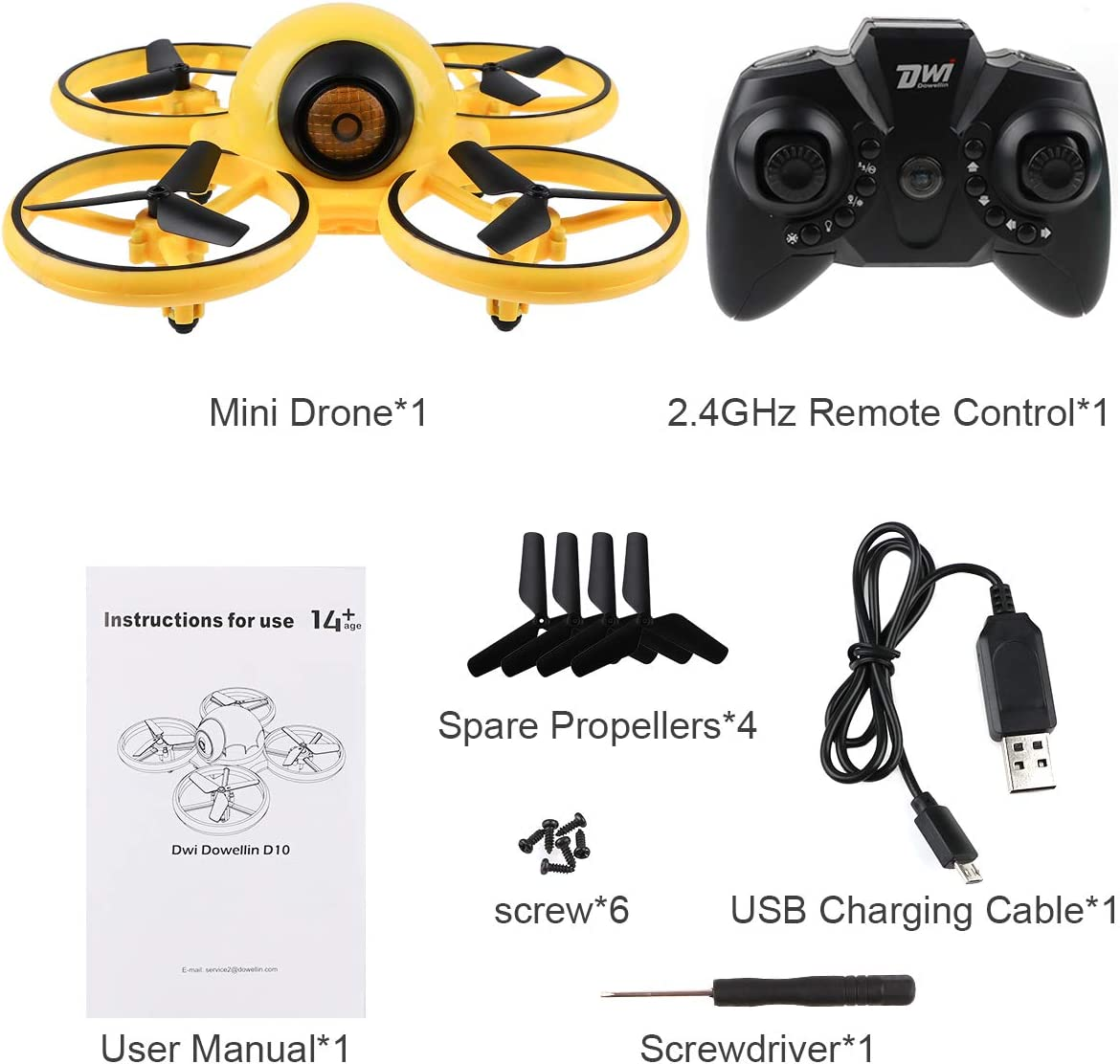 Mini Drone for Kids 2.4G WiFi FPV Drone with Camera 720P WiFi Real ...