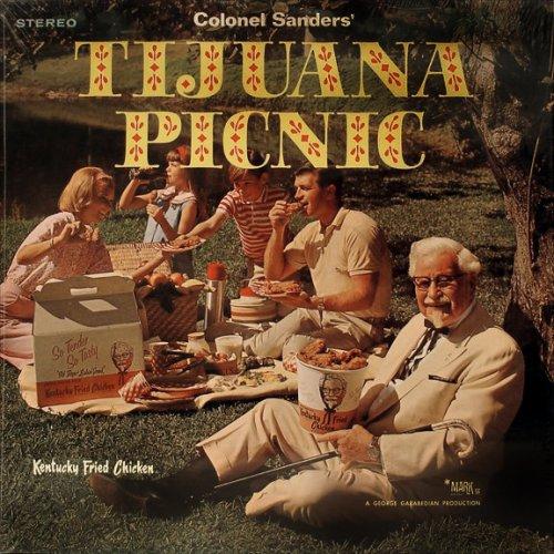 Colonel Sanders' - Tijuana Picnic - Amazon.com Music