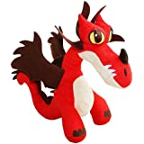 Dragons - Peluche Dragon - Krochefer Hookfang 34x14x33 cm