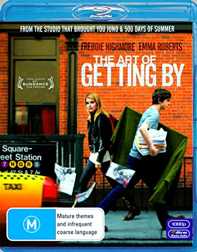 The Art of Getting By | Freddie Highmore, Emma Roberts | NON-USA Format | Region B Import - Australia (Freddie Highmore The Art Of Getting By)