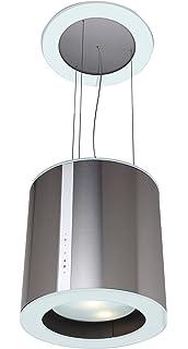 Elica 65414588A; Campana extractora WAVE (IX/F/51); Color: Negro: Amazon.es: Grandes electrodomésticos