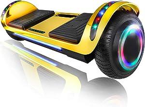 """XPRIT 6.5"""" Hoverboard Self-Balance Two Wheel w/Built-in Wireless Speaker"""