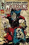 capa de Coleção Histórica Marvel. Wolverine - Volume 7