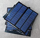 Sunnytech® 1pc 3w 12v 250ma Mini Solar Panel Module Solar System Epoxy Cell Charger DIY B047