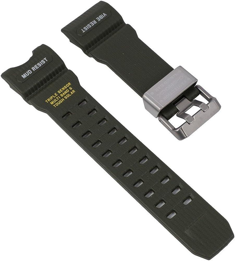 Casio G Shock Ersatzband dunkelgrün für GWG 1000 1A3  SSfXg