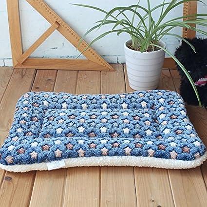 texay (TM) actionclub casa nueva mascotas perro camas Fashion suave perro casa PP algodón