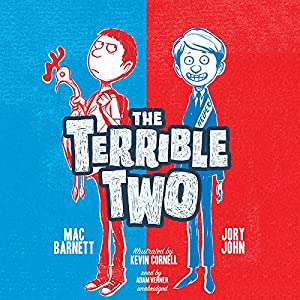 The Terrible Two Audiobook