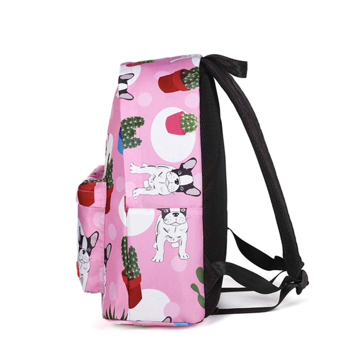0a5dd27e6c7e Amazon.com: HWX Backpack for Girls: Fun & Funky Rucksack School Bag ...