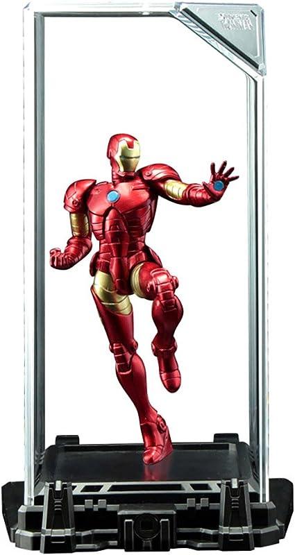 Sen-Ti-Nel Super Hero Illuminate Gallery Iron Man Figure
