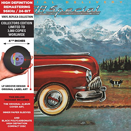 38 SPECIAL - Special Delivery - High Def Cd-Vinyl Replica In Cardboard Jacket Deluxe Packaging - Zortam Music