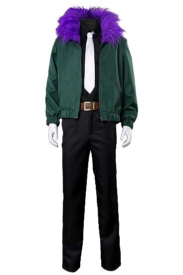 My Hero Boku no Hero Academia Overhaul Kai Chisaki Cosplay Jacket Coat Costume