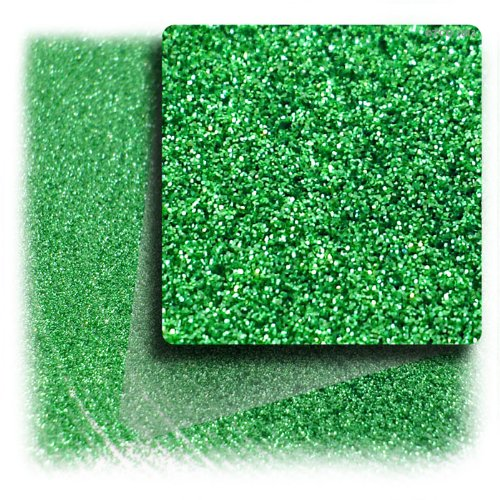 The Crafts Outlet Polyester Glitter Dust Metallic Powder, 1-Ounce, - Dessert Outlet