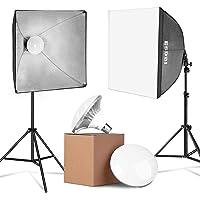 Braccio Flessibile Flessibile in Metallo Resistente ZCTL 50 cm con Vite in Rame da 0,6 cm per Illuminazione Studio Fotografico