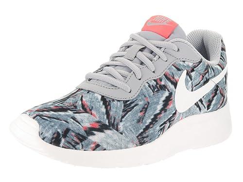 Nike WoHombres Mango Tanjun Imprimir Wolf Gris  Vela Bright Mango WoHombres Running Zapato 8 c12a4d