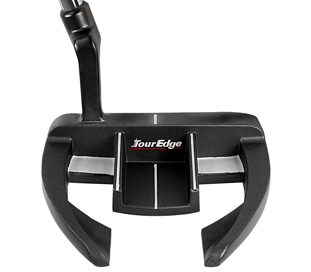 Tour Edge Golf Men's HP Series Nickel 05 Putter, Right Hand, Black by Tour Edge Golf (Image #3)