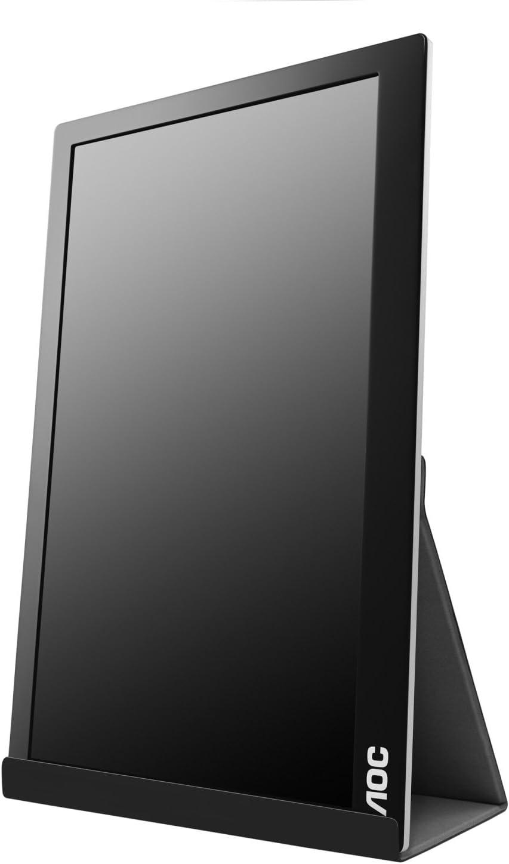AOC Monitor I1601FWUX - Pantalla para PC de 15.6 Portátil Full HD (resolución 1920 X 1080, IPS, Pivotable, VESA, Contrastes 700:1): Aoc: Amazon.es: Informática