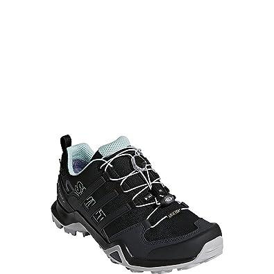 7e3c333ef39 adidas outdoor Terrex Swift R2 GTX Womens Hiking Boot Black Black Ash Green