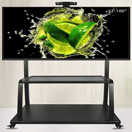 Soporte Universal de TV Móvil con el Carro estantes de TV en Las Ruedas de 32